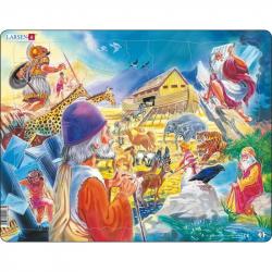 Puzzle Biblia - Noe 53 dielikov