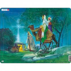 Puzzle Biblia - 3 králi 33 dielikov