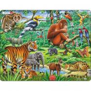 Puzzle Džungle 20 dílků