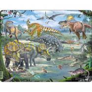 Puzzle Dinosauři 65 dílků