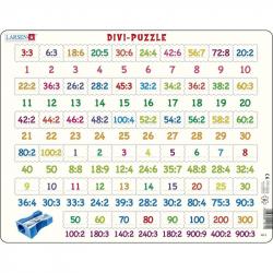 Puzzle Dělení 81 dílků