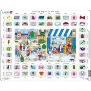 Puzzle Hodina angličtiny 270 dílků