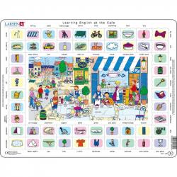 Puzzle Hodina angličtiny 270 dielikov