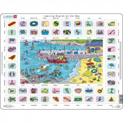 Puzzle Hodina angličtiny 370 dielikov