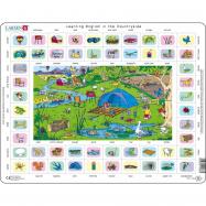 Puzzle Hodina angličtiny 470 dílků