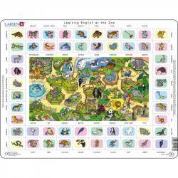Puzzle Hodina angličtiny 570 dílků