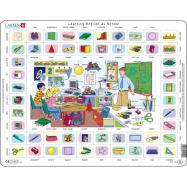 Puzzle Hodina angličtiny 670 dílků