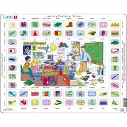 Puzzle Hodina angličtiny 670 dielikov