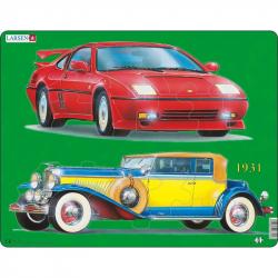 Puzzle Automobilová doprava 25 dielikov