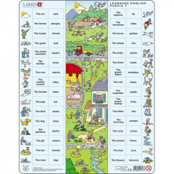 Puzzle Hodina angličtiny 764 dielikov