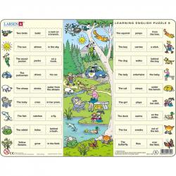 Puzzle Hodina angličtiny 964 dielikov