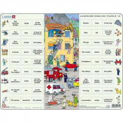 Puzzle Hodina angličtiny 1064 dílků