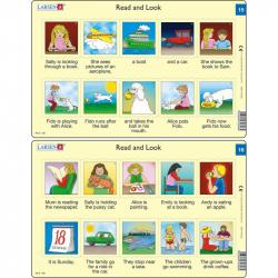 Puzzle Angličtina - krátky text Ra8 10 dielikov