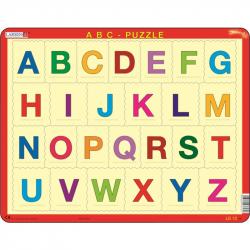 Puzzle Abeceda 26 dielikov
