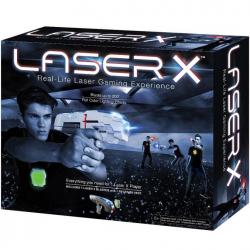 Laser X - Pistolet na podczerwień Zestaw pojedynczy