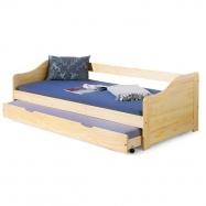 Halmar Dětská postel LAURA borovice
