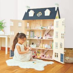 Le Toy Van Palace dla lalek Palace