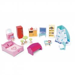 Le Toy Van nábytok - Kompletný set do domčeka Deluxe