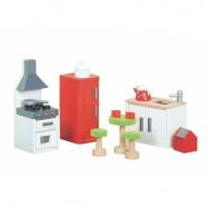 Le Toy Van nábytek Sugar Plum - Kuchyně