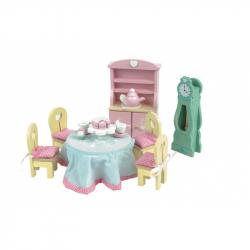 Le Toy Van-Daisylane jadalnia dla Doll House