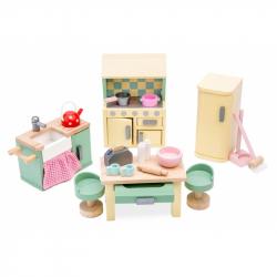 Le Toy Van-Daisylane kuchnia dla Doll House