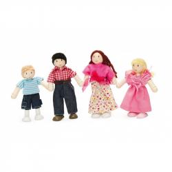 Le Toy Van lalka rodziny czterech
