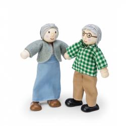 Le Toy Van postavičky - Babička s dědou