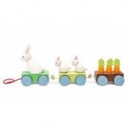 Le Toy Van Petilou - Vláček králíček