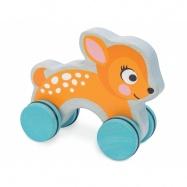 Le Toy Van Petilou - Koloušek na kolieskach