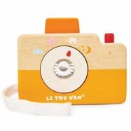 Drewniany aparat fotograficzny dla Najmłodszych, Le Toy Van