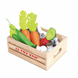 Le Toy Van Honeybake zbioru warzyw