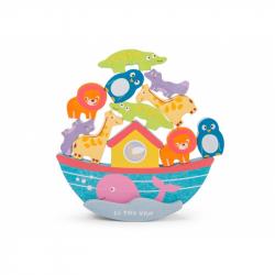 Le Toy Van balančná Noemova archa