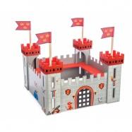 Le Toy Van Môj prvý hrad červený