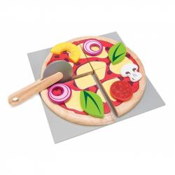 Drewniana pizza do krojenia, LE TOY VAN