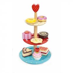 Le Toy Van Honeybake Cake Stand zestaw