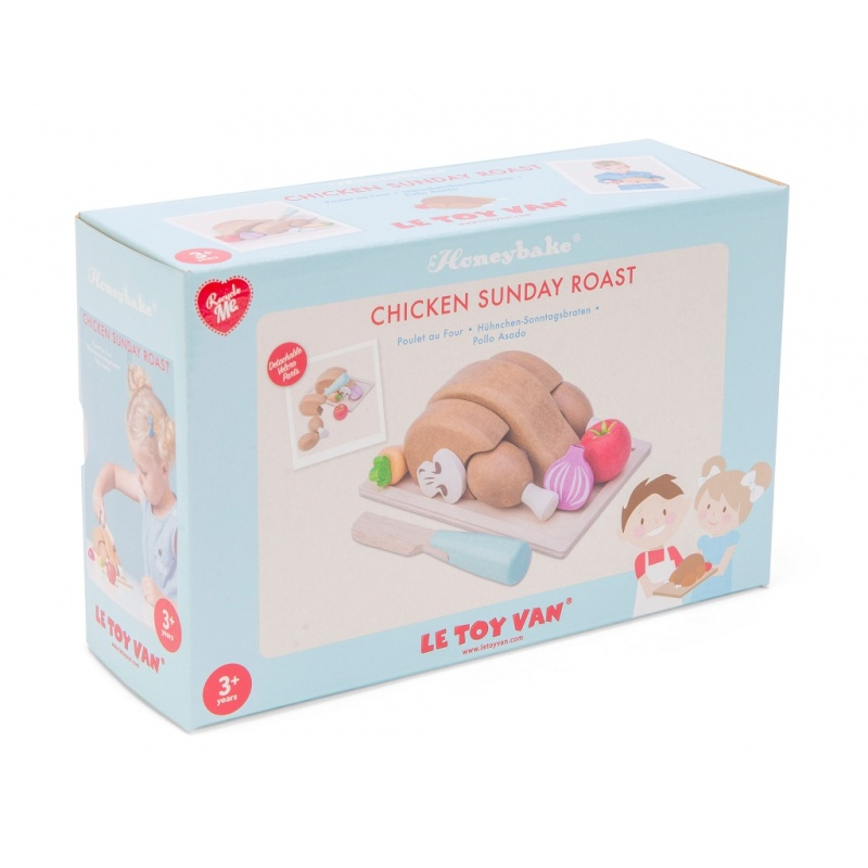Le Toy Van pečené kuře