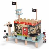 Le Toy Van pirátska pevnosť Buccaneer