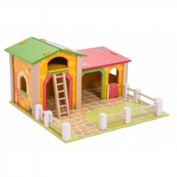 Le Toy Van Stajňa pre zvieratká