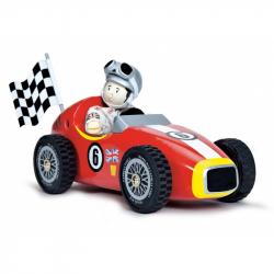 Le Toy Van formula červená
