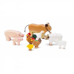 Le Toy Van farmárska zvieratka