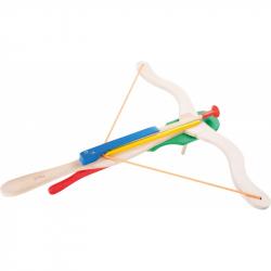 Drevené hračky pre chlapcov - Dvojručné kuše