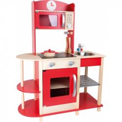 Kuchnia dla dzieci drewniana Gourmet