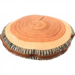Plyšová deka kmen stromu