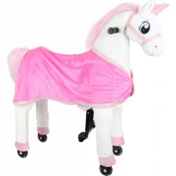 Jazdecký kôň jednorožec Unicorn