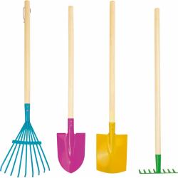Set barevného zahradního nářadí