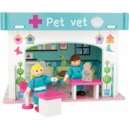 Veterinární klinika s příslušenstvím