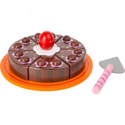 Small Foot Čokoládová torta
