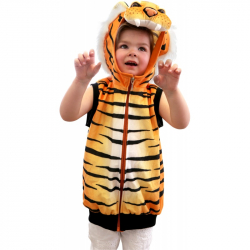 Small Foot Kostým tiger