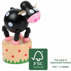 Small Foot Tančící kráva