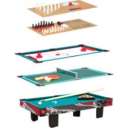 Small Foot Multifunkčný hrací stôl 9v1